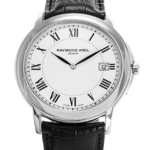 Raymond Weil Tradition White Dial Stainless Steel