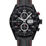 TAG HEUER CARRERA CALIBRE HEUER 01 AUTOMATIC STEEL