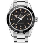 OMEGA SEAMASTER 300 MASTER CO-AXIAL 41MM BLACK DIAL STEEL