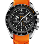 OMEGA SPEEDMASTER HB-SIA CO-AXIAL GMT CHRONOGRAPH SOLAR IMPULSE