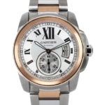 CARTIER CALIBRE DE CARTIER TWO TONE W7100036