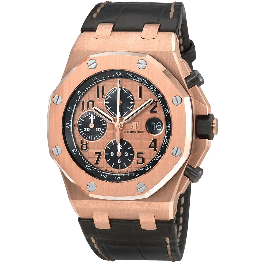 audemars p gold two steel you magazine the standard handle and can watches oak tone royal image double piguet