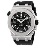 Audemars Piguet Royal Oak Offshore Diver Black Dial 15710STOOA002CA01