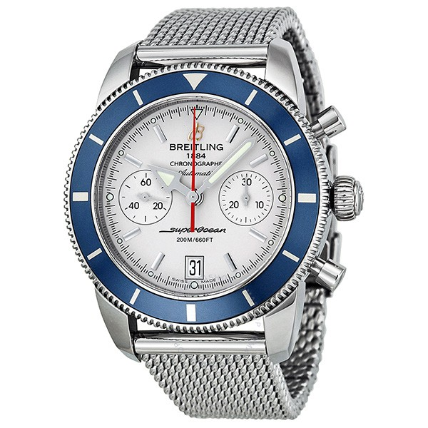 60e3fdb9015 Breitling Superocean Heritage Chronograph 44 A2337016 G753-154A ...