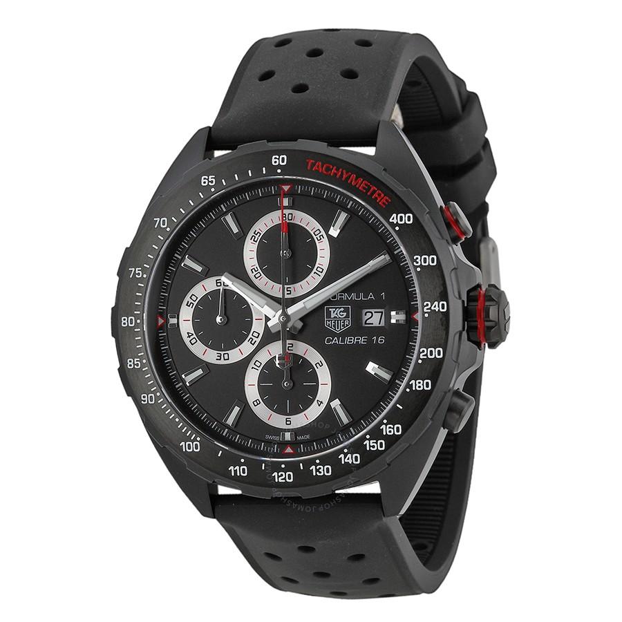 22f493f52c77 Tag Heuer Formula 1 Automatic Chronograph Special Edition Black ...